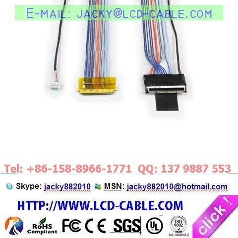 eDP cable 20472-030T 20474-030E
