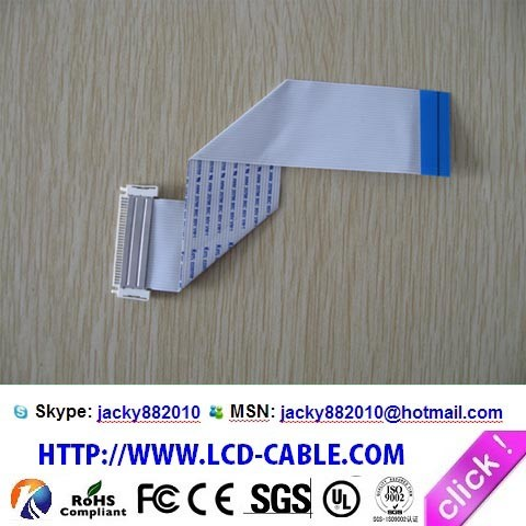 IPEX 20455-040E FFC LVDS CABLE