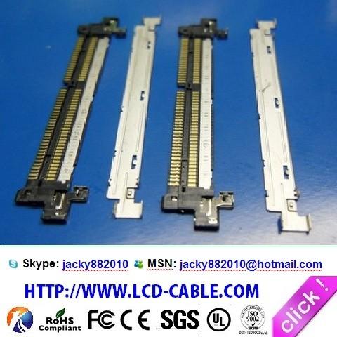 JAE FI VHP50S FI VHP50CL LCD CONNECTOR