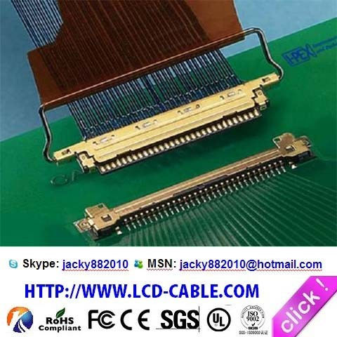 SGC-Small Gauge Coaxial cable,LCDS cable